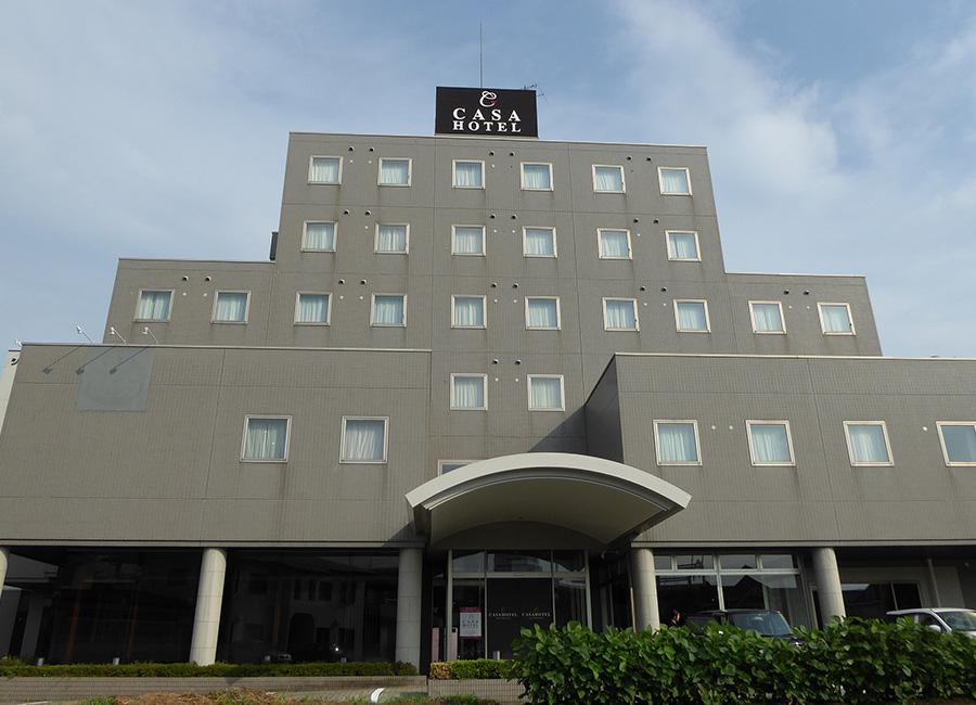南湖自動車学校 ホテル カーサホテル