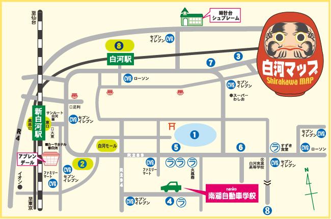 shirakawa-map